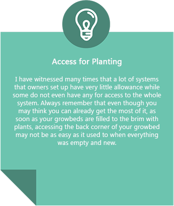 Access for Planting