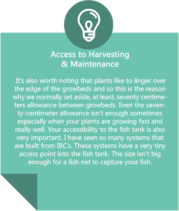 Access to Harvesting